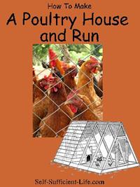 hen house coop plans